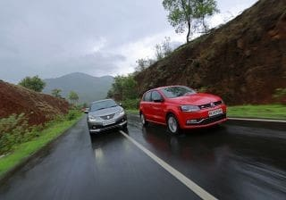 Comparison Review: Maruti Suzuki Baleno RS vs Volkswagen Polo GT TSI