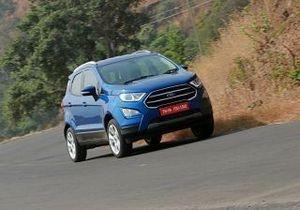 Ford Ecosport vs Maruti Vitara Brezza Comparison - Prices