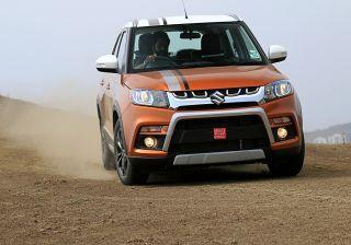 Maruti Suzuki Vitara Brezza AMT:  Review