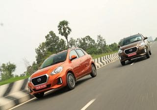 2018 Datsun GO & GO+ Facelift: First Drive Review
