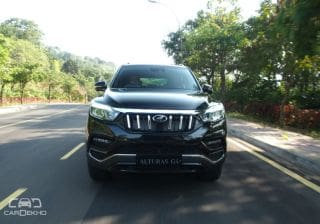 Mahindra Alturas G4: First Drive Review