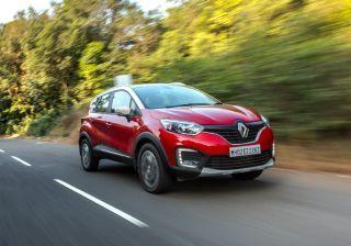 Renault Captur Petrol  Review Expert Review