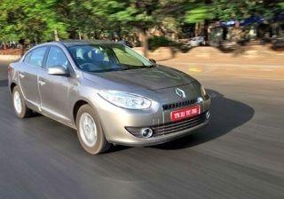 Renault Fluence E4 Diesel Fluent Performance