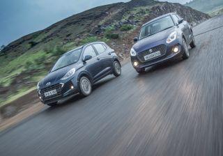 Hyundai Grand i10 Nios vs Maruti Swift: Petrol-manual Comparison Review Expert Review