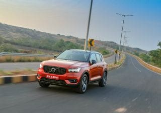2019 Volvo XC40 Petrol: First Drive Review Expert Review