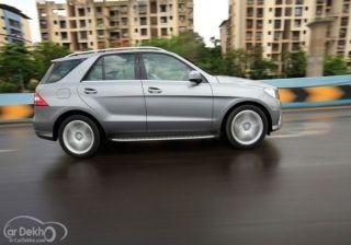 New Mercedes-Benz ML 350 CDI