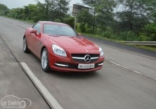 Mercedes-Benz SLK 350 - Shooting Star