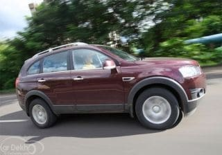 2012 Chevrolet Captiva 2.2 LTZ  Captivation Reincarnated