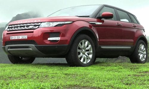 Land Rover Range Rover Evoque Specifications & Features