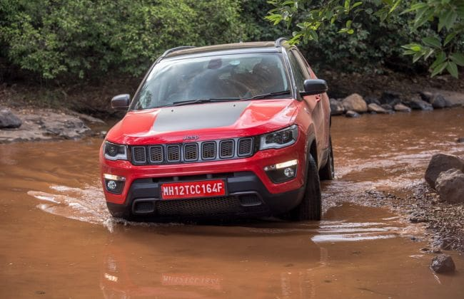 Jeep Compass Trailhawk Review: Whos It For? | CarDekho com
