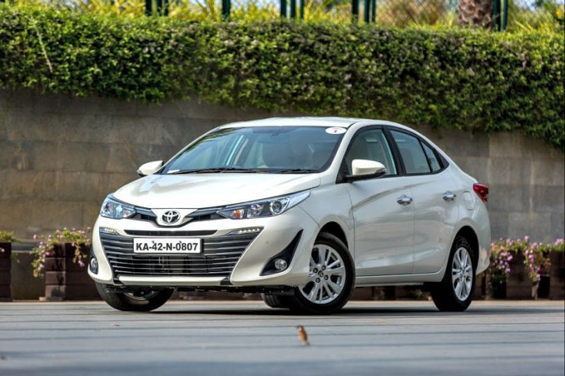 Average Waiting Period For Toyota Yaris Higher Than Honda City, Maruti Ciaz
