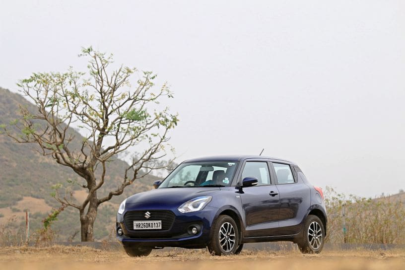 2018 Maruti Suzuki Swift Clocks 1 Lakh Sales Within 5 Months