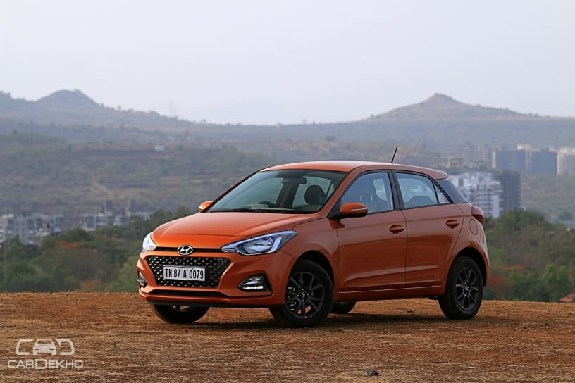 2018 Hyundai Elite I20 Cvt Review Cardekho Com