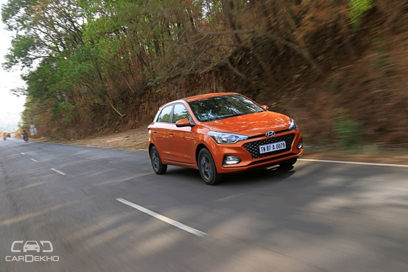 2018 Hyundai Elite i20 CVT:  Review