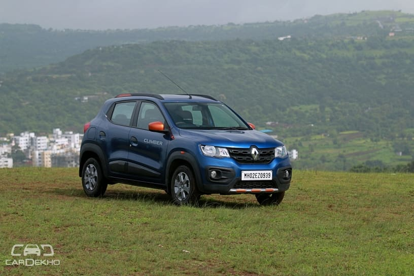 Renault Kwid Climber AMT