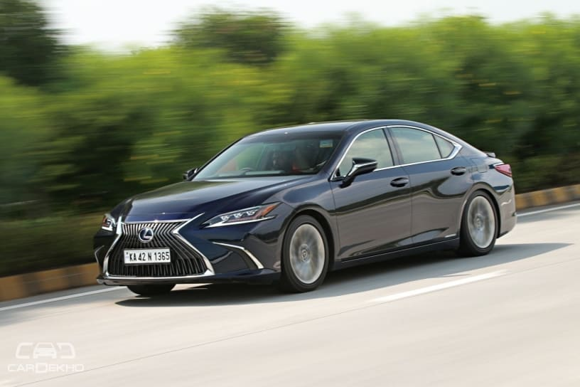The Seventh Generation Lexus ES 300h Was Launched In India Soon After Its  International Debut At The Beijing Motor Show In April 2018.