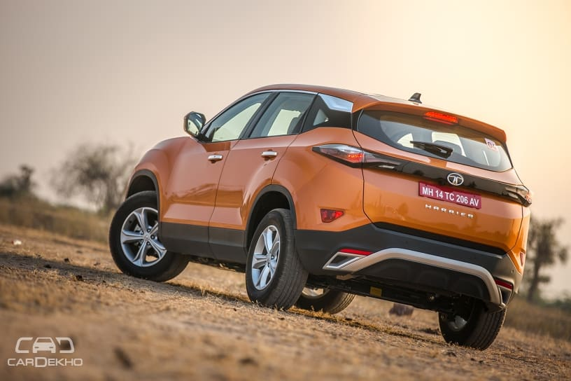 Tata Harrier