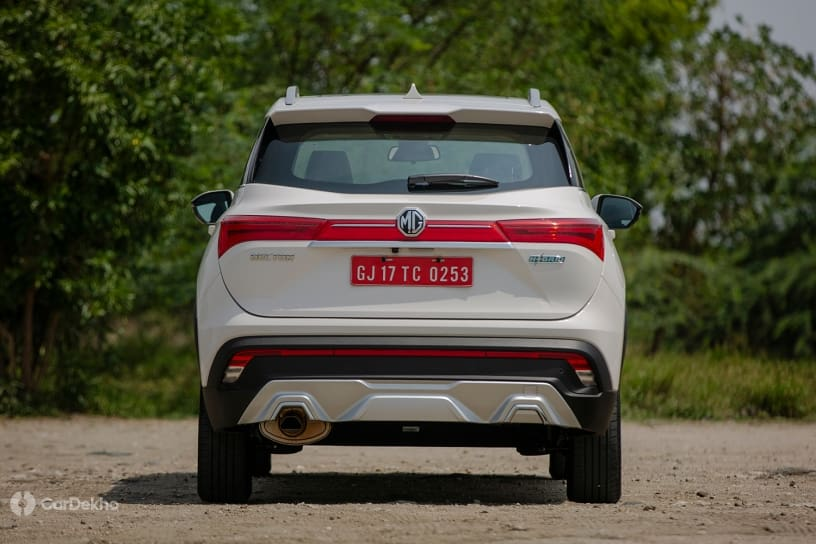 MG Hector: First Drive Review: Petrol & Diesel