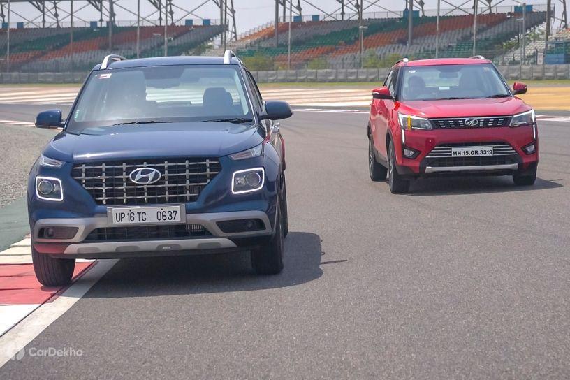 Hyundai Venue vs Mahindra XUV300: Comparison Review