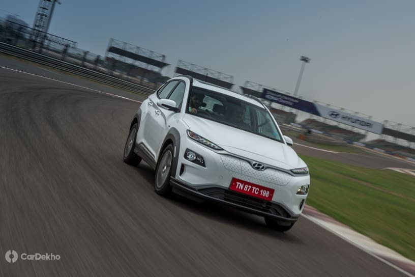Hyundai Kona Electric: India First Drive Review