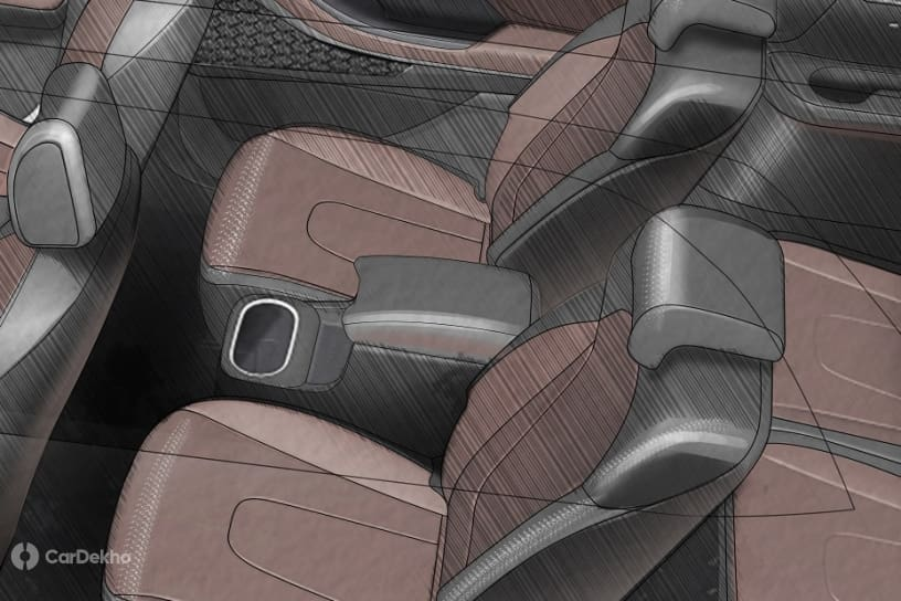 Here's Your First Look At The Hyundai Alcazar's Interior And Rear Profile
