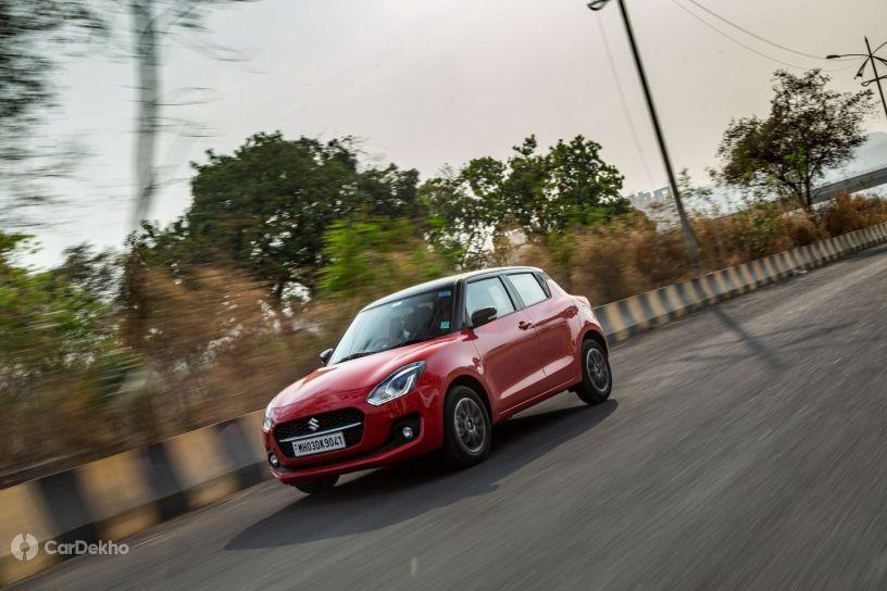 2021 Maruti Suzuki Swift Review: First Drive Review