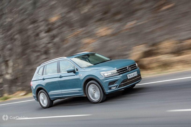 Volkswagen Tiguan Allspace: Review