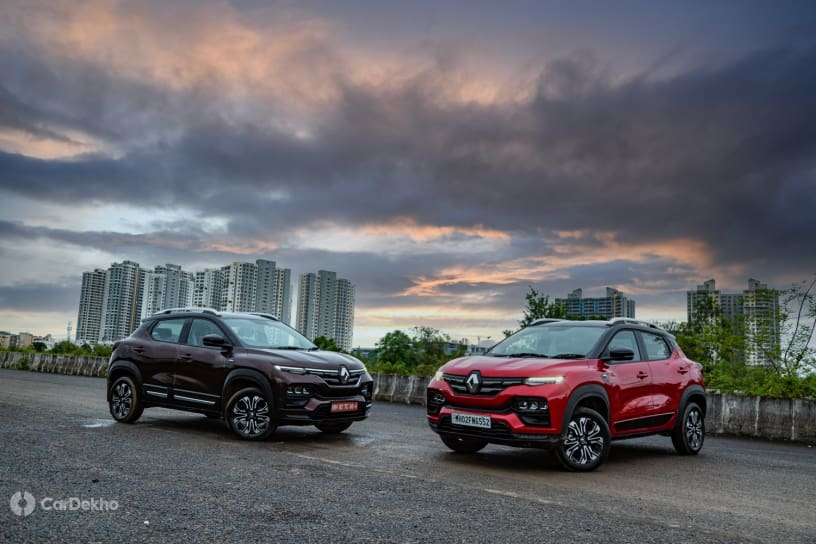 Renault Kiger CVT vs AMT: Which Automatic To Buy?