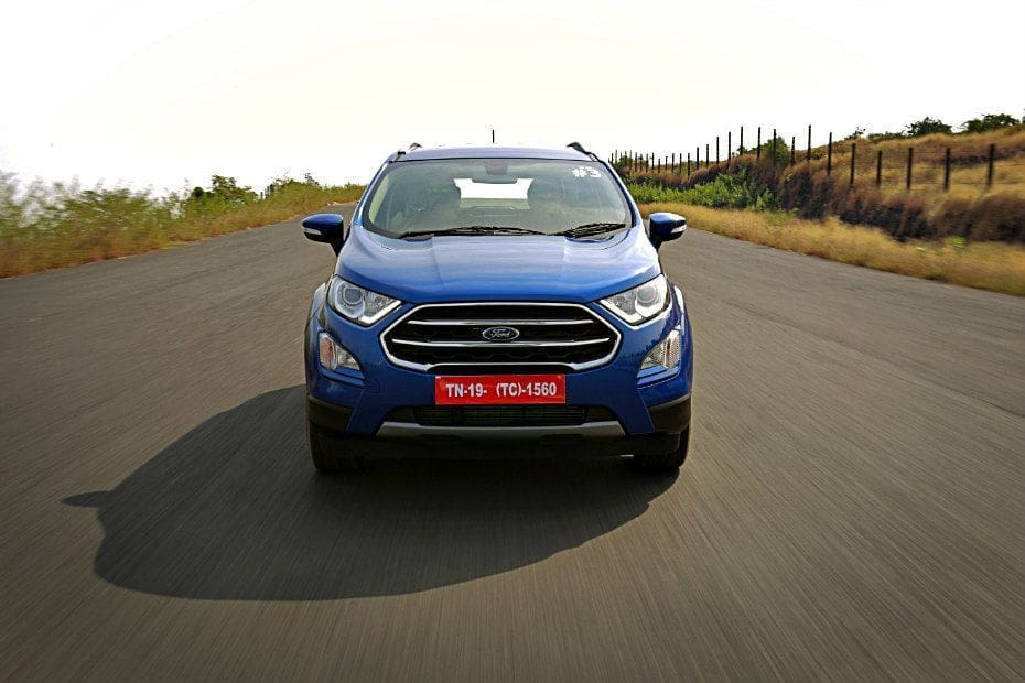 Ford EcoSport Price, Images, Review & Specs