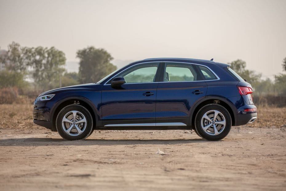 Audi Q5 Road Test Images