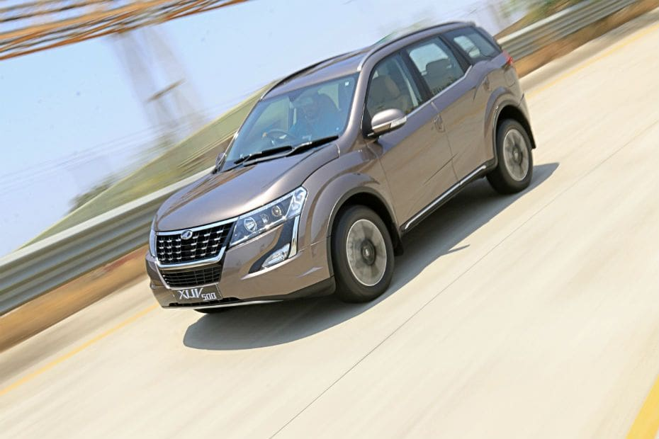 2018 Mahindra XUV500 Facelift: First Drive Review