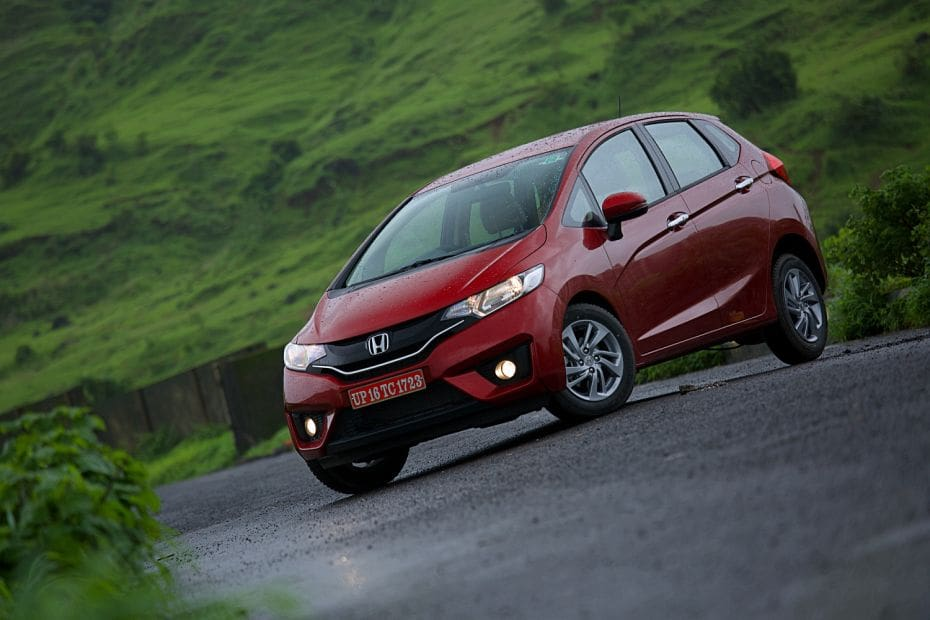 Honda Jazz 2018-2020 Road Test Images