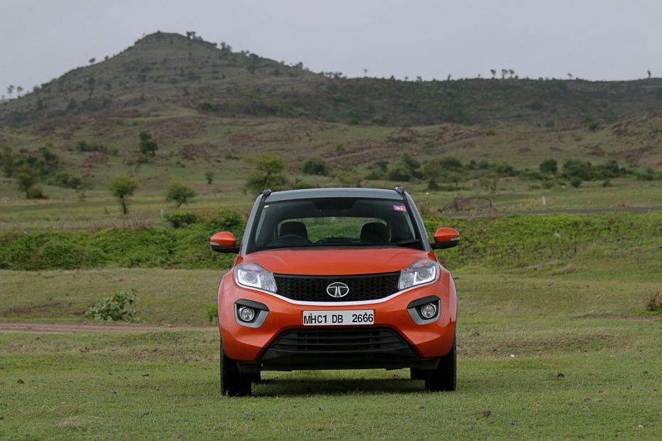 Tata Nexon 2017-2020 Road Test Images