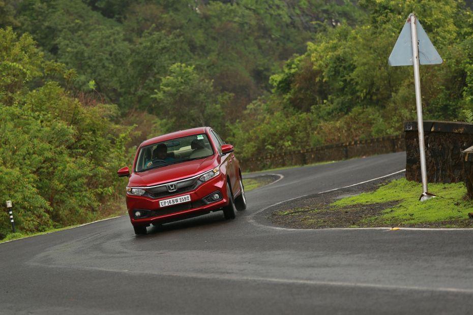 2018 Honda Amaze Diesel