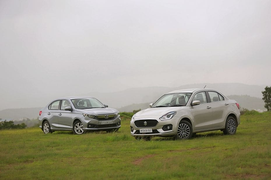 Maruti Dzire 2017-2020 Road Test Images