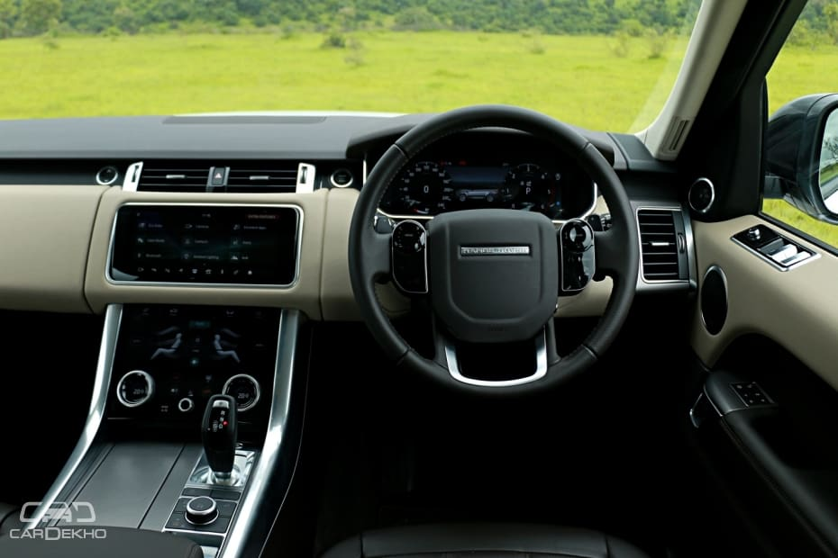 Land Rover Range Rover Sport Road Test Images