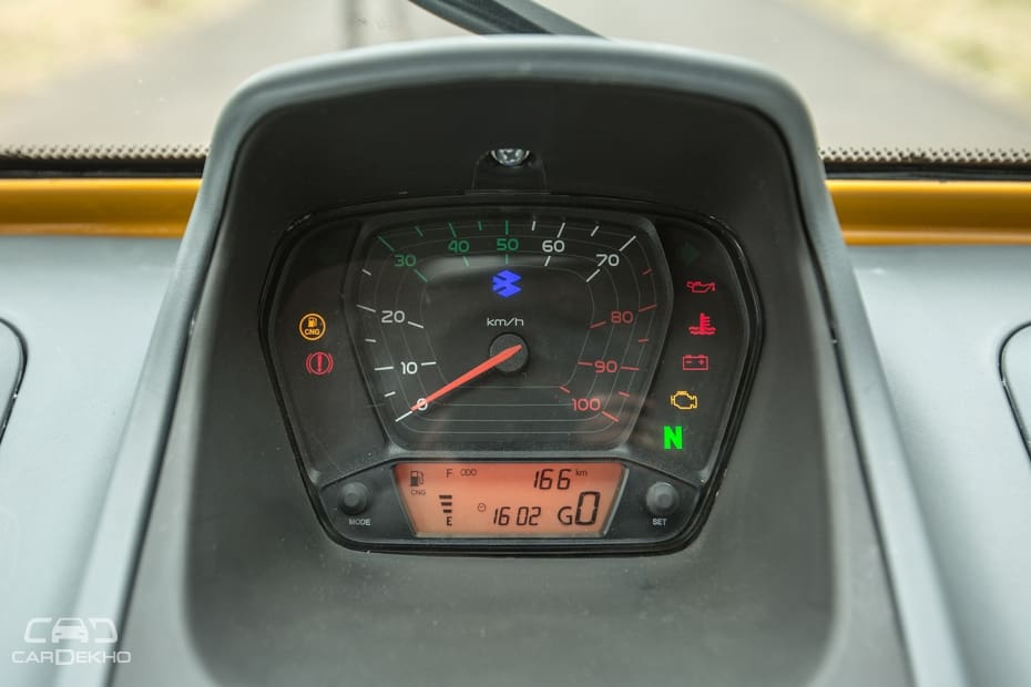 Bajaj RE60 Road Test Images