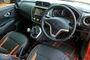 Datsun GO Road Test Images