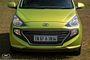 Hyundai Santro Road Test Images