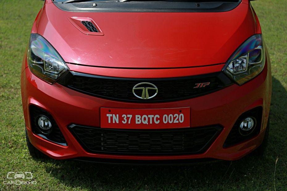 Tata Tiago JTP
