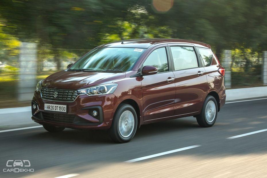 New Maruti Suzuki Ertiga 2018 First Drive Review Cardekho Com