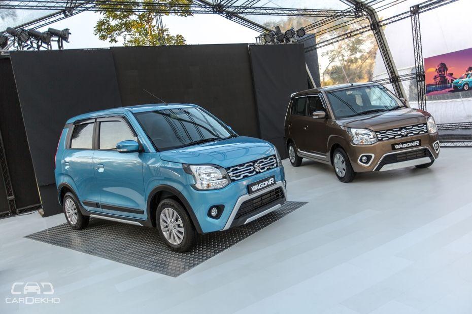 Wagon r 2019 on road price