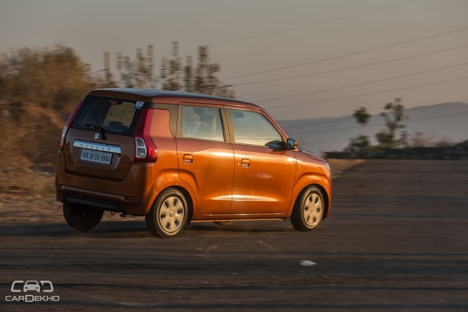 Maruti Wagon R Price, Images, Review & Specs