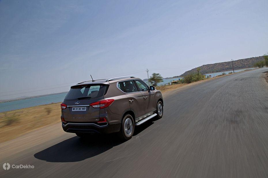 Mahindra Alturas G4