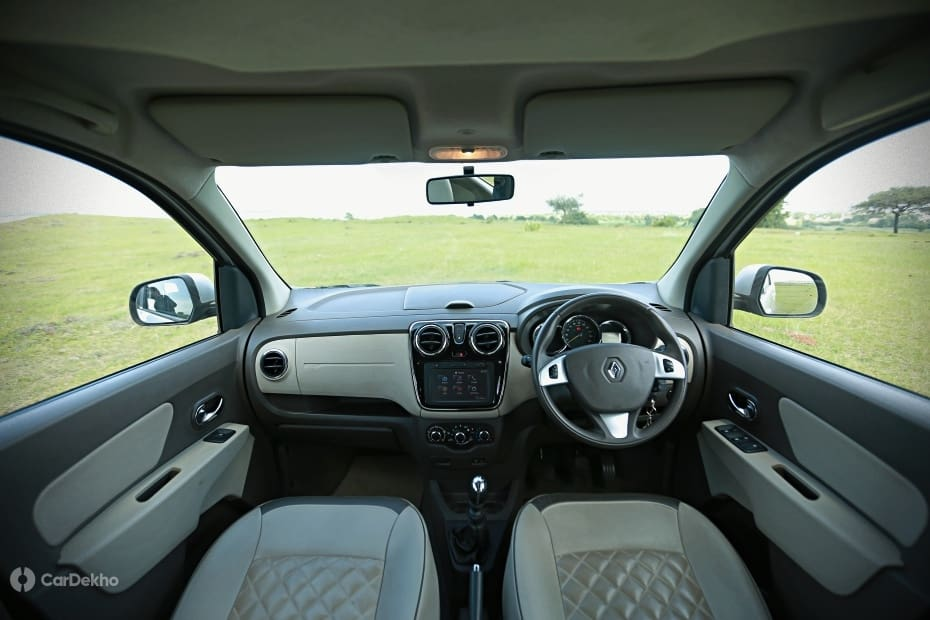 Renault Lodgy Road Test Images