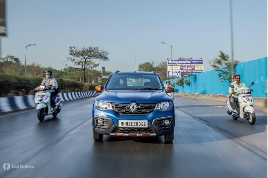 Renault KWID 2015-2019 Road Test Images