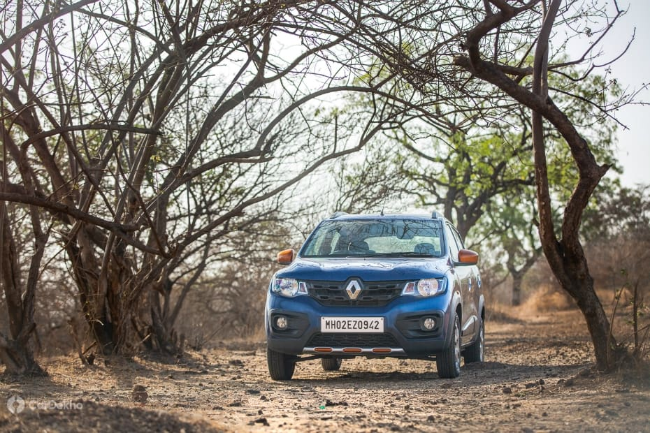 Renault KWID Road Test Images