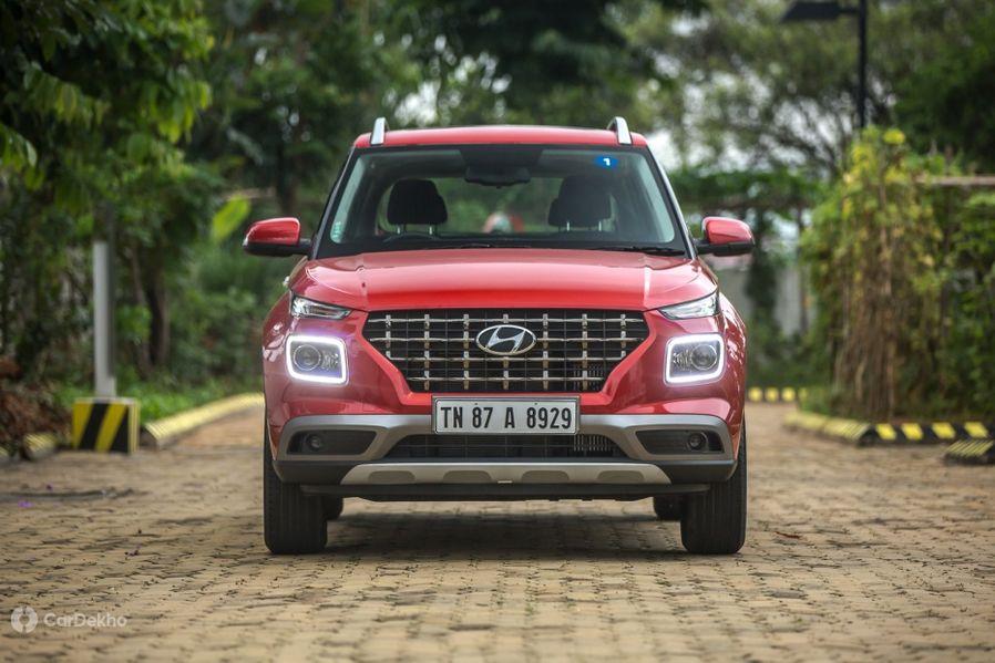 Hyundai Venue Road Test Images