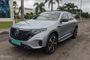 Mercedes-Benz EQC Road Test Images