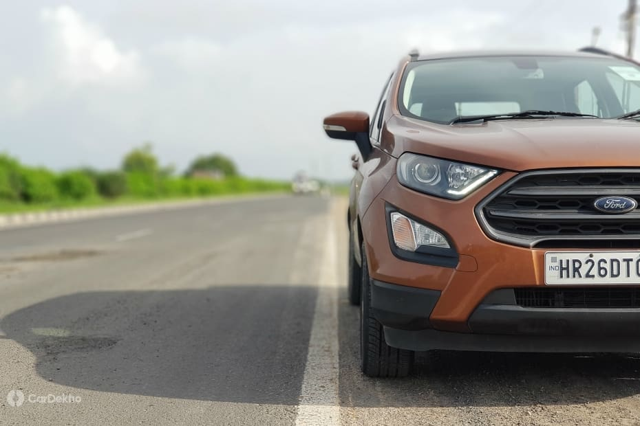 Ecosport 2015-2021 Road Test Images